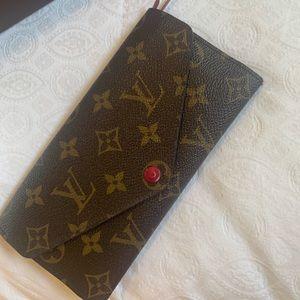 """""""Josephine"""" Louie monogram LV wallet"""